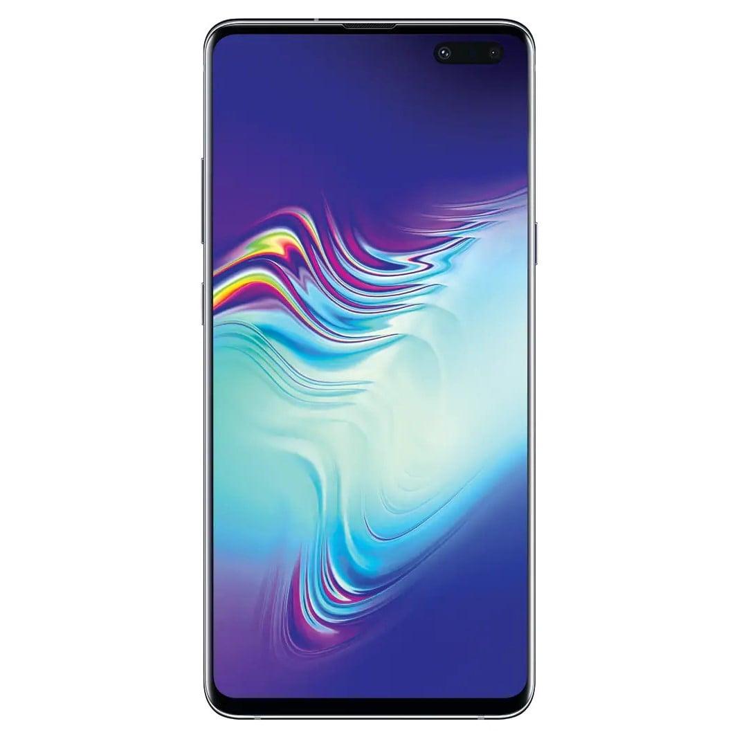 Telefon mobil Samsung Galaxy S10 5G, G977, 256GB, 8GB RAM, 5G, Majestic Black
