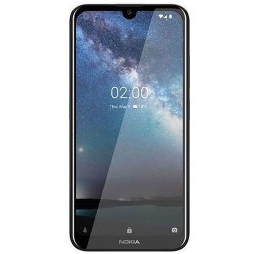 Telefon mobil Nokia 2.2, Dual SIM, 16GB, 2GB RAM, 4G, Steel