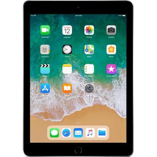 "Tableta Apple iPad (2018), 9.7"", 128GB, 2GB RAM, Wi-Fi, Space Gray"
