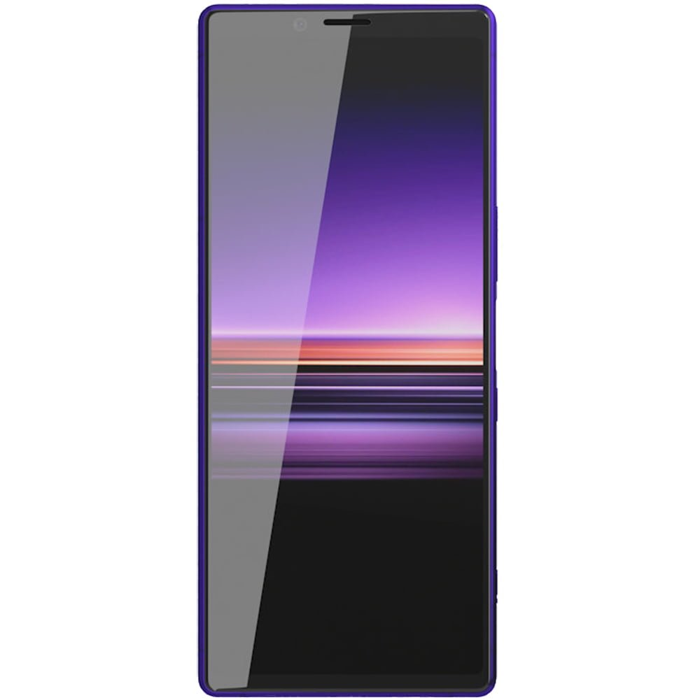 Telefon mobil Sony Xperia 1, Single SIM, 64GB, 6GB RAM, 4G, Purple