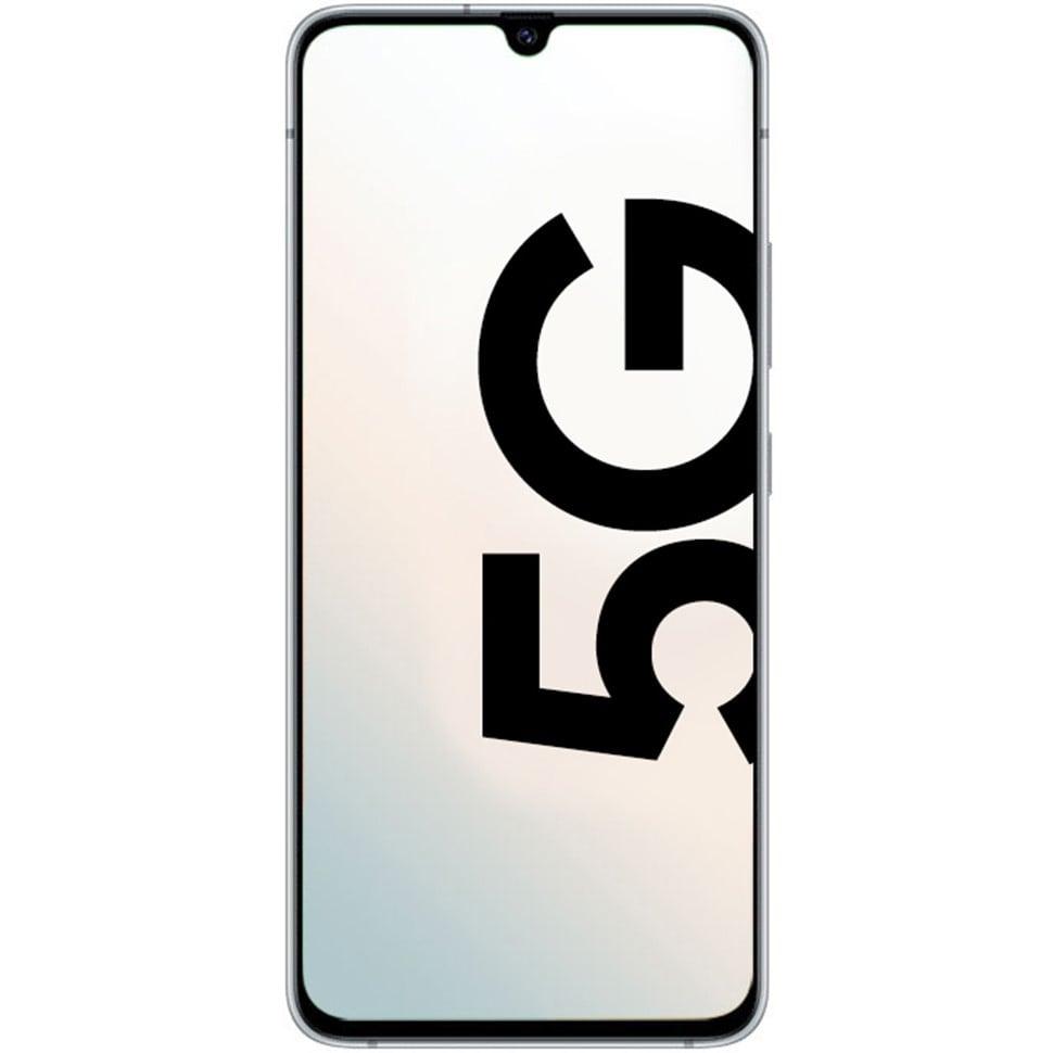 Telefon mobil Samsung Galaxy A90, Single SIM, 128GB, 6GB RAM, 5G, White