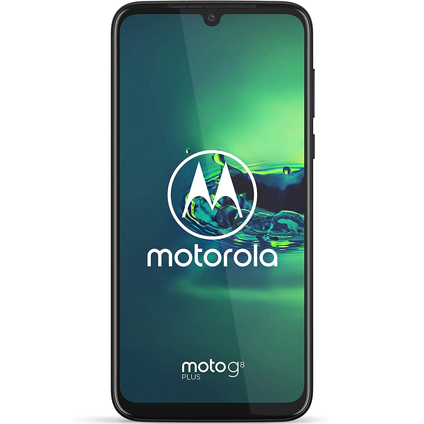 Telefon mobil Motorola Moto G8 Plus, Dual SIM, 64GB, 4GB RAM, 4G, Cosmic Blue