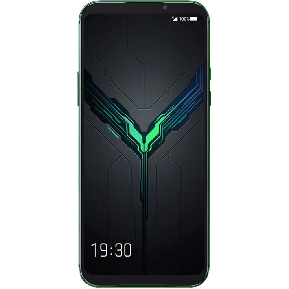 Telefon Mobil Xiaomi Black Shark 2, Dual SIM, 128GB, 8GB RAM, 4G, Shadow Black