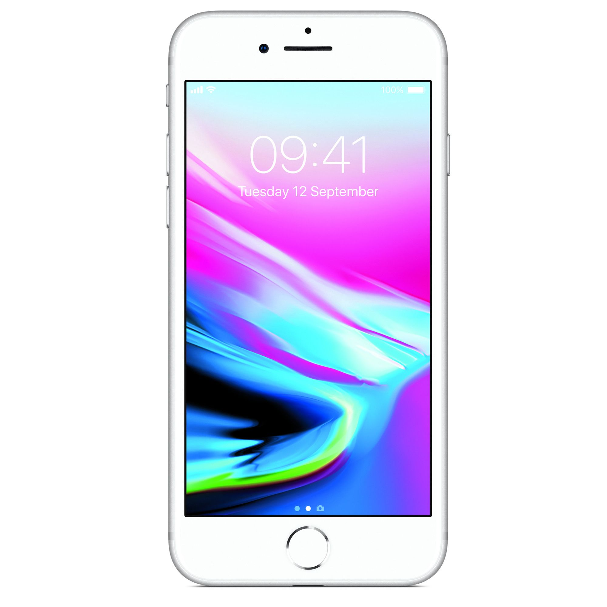 Telefon mobil Apple iPhone 8, 256GB, 2GB RAM, 4G, Silver