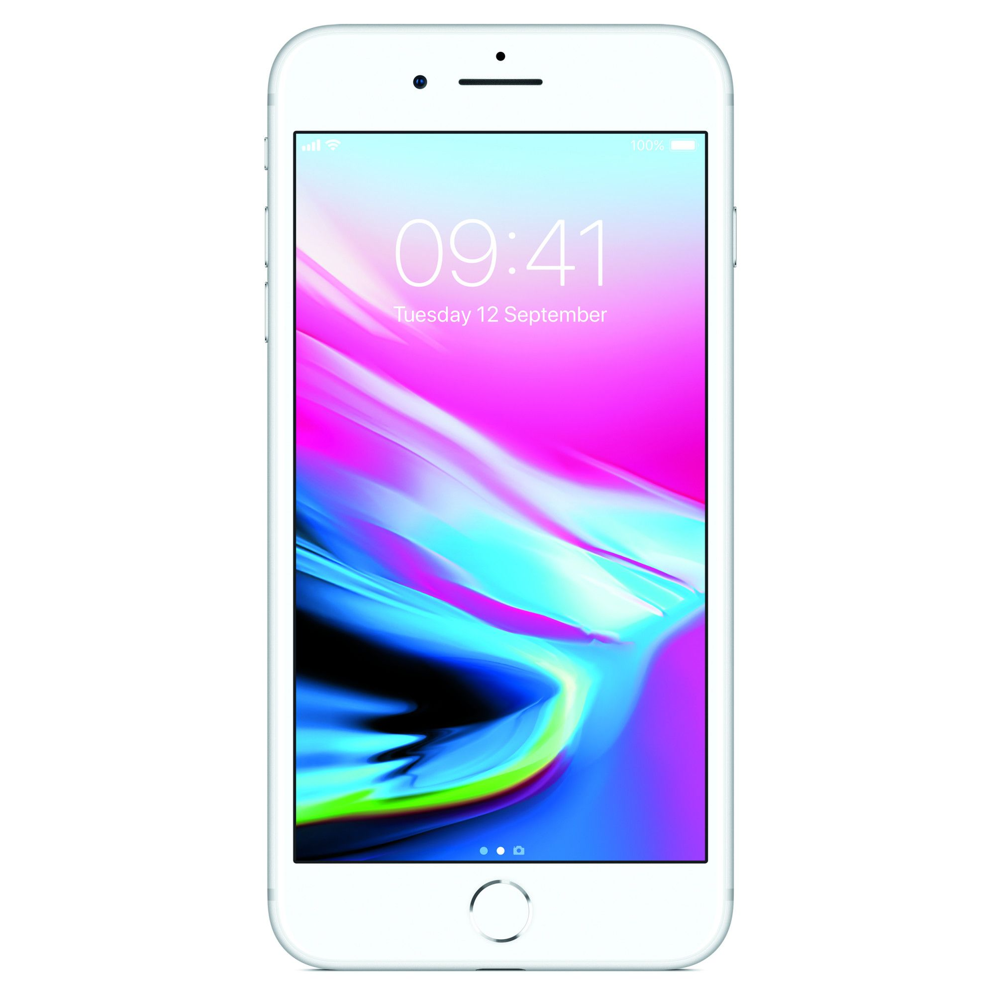 Telefon mobil Apple iPhone 8 Plus, 64GB, 3GB RAM, 4G, Silver
