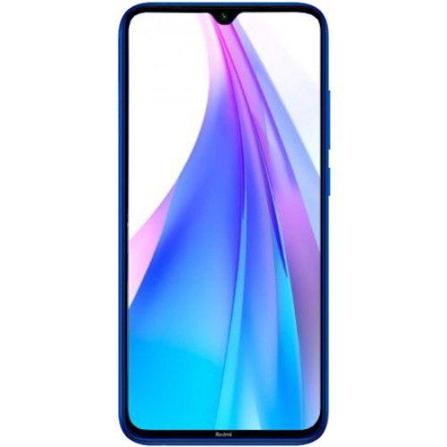 Telefon mobil Xiaomi Redmi Note 8T, Dual SIM, 32GB, 3GB RAM, 4G, Stellar Blue