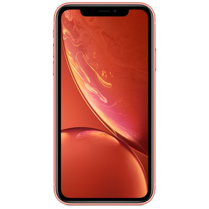Telefon mobil Apple iPhone XR, 64GB, 3GB RAM, 4G, Coral