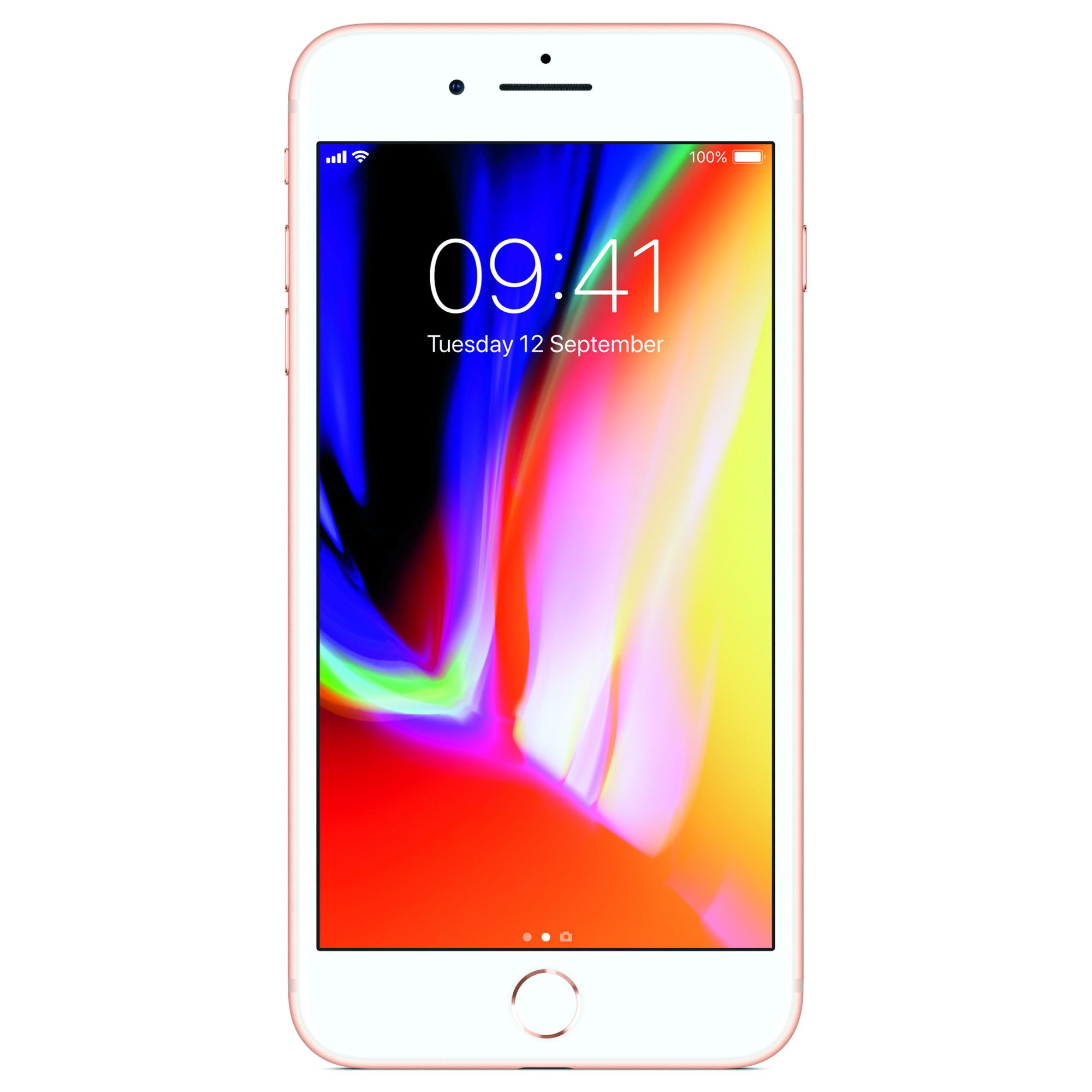 Telefon mobil Apple iPhone 8 Plus, 256GB, 3GB RAM, 4G, Gold