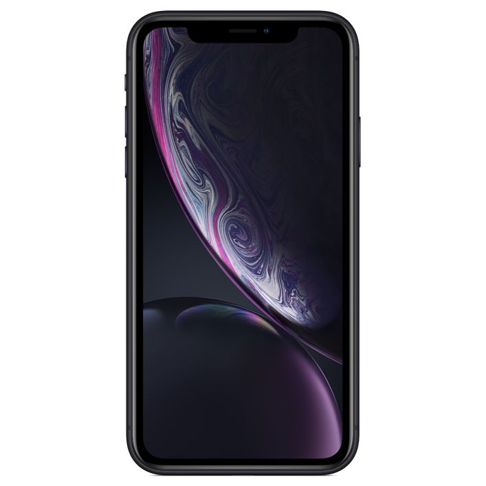 Telefon mobil Apple iPhone XR, 64GB, 3GB RAM, 4G, Black