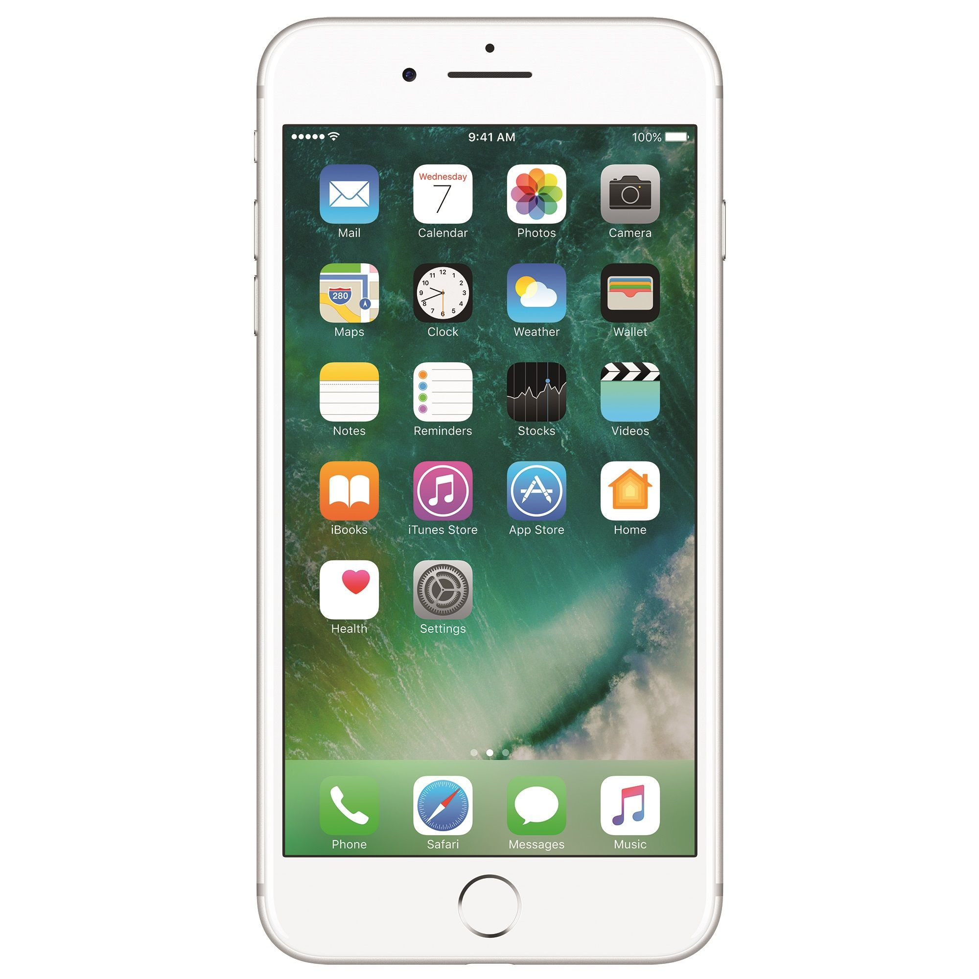Telefon mobil Apple iPhone 7 Plus, 32GB, 3GB RAM, 4G, Silver