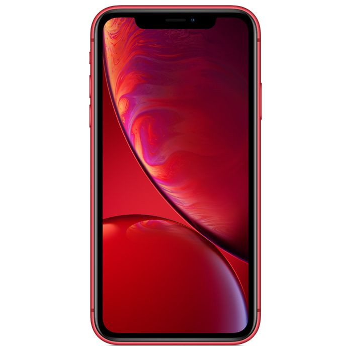 Telefon mobil Apple iPhone XR, 256GB, 3GB RAM, 4G, Red