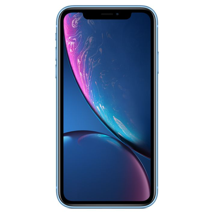 Telefon mobil Apple iPhone XR, 128GB, 3GB RAM, 4G, Blue