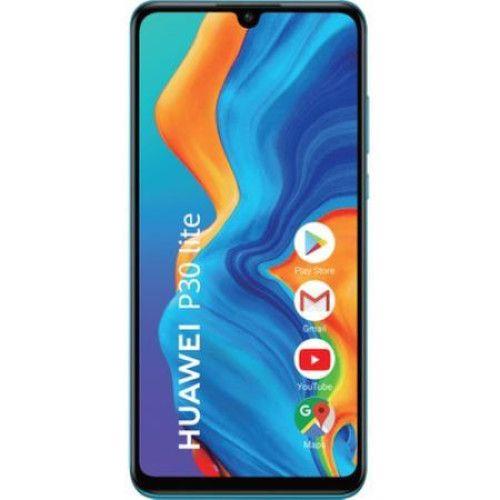 Telefon mobil Huawei P30 Lite New Edition, Dual SIM, 256GB, 6GB RAM, 4G, Peacock Blue