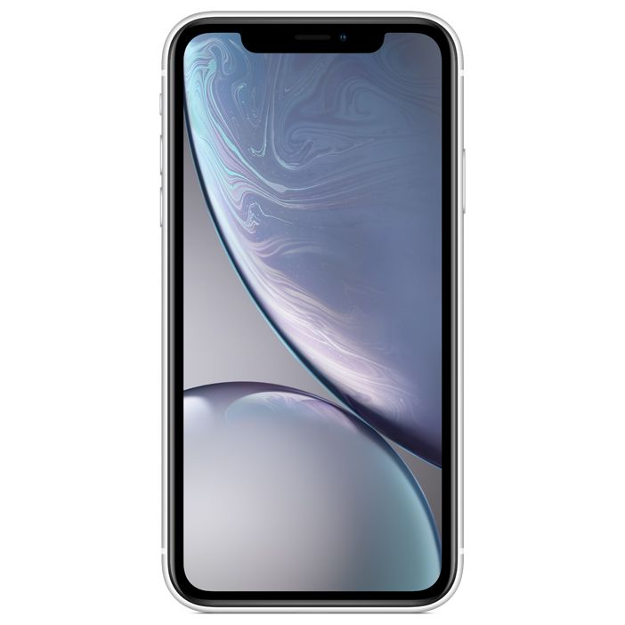 Telefon mobil Apple iPhone XR, 256GB, 3GB RAM, 4G, White