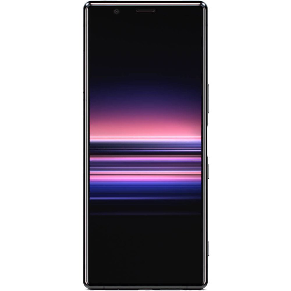 Telefon mobil Sony Xperia 5, Single SIM, 128GB, 6GB RAM, 4G, Black
