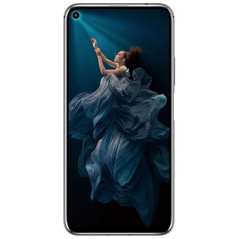 Telefon mobil Huawei Honor 20 Pro, Dual SIM, 256GB, 8GB RAM, 4G, Icelandic Frost