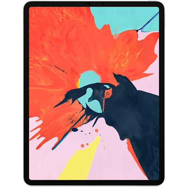 Tableta Apple iPad Pro (2018), 12.9″, 64GB, 6GB RAM, Wi-Fi + Cellular, Silver