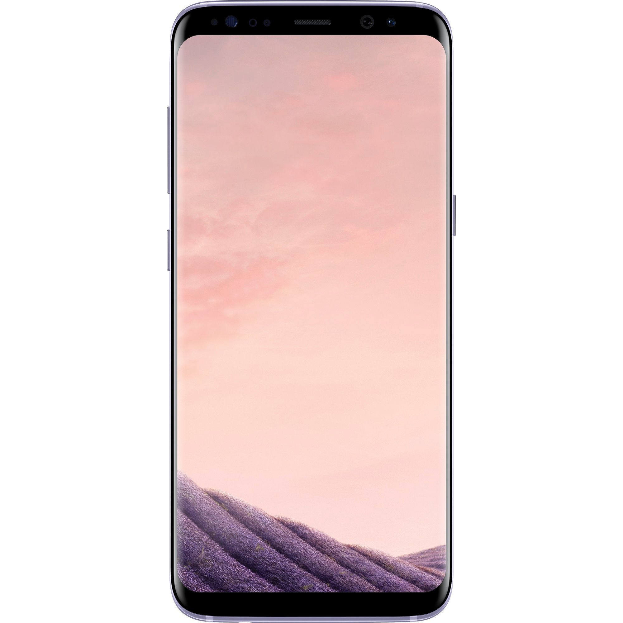 Telefon mobil Samsung Galaxy S8 Plus, Single SIM, 64GB, 4GB RAM, 4G, Orchid Gray