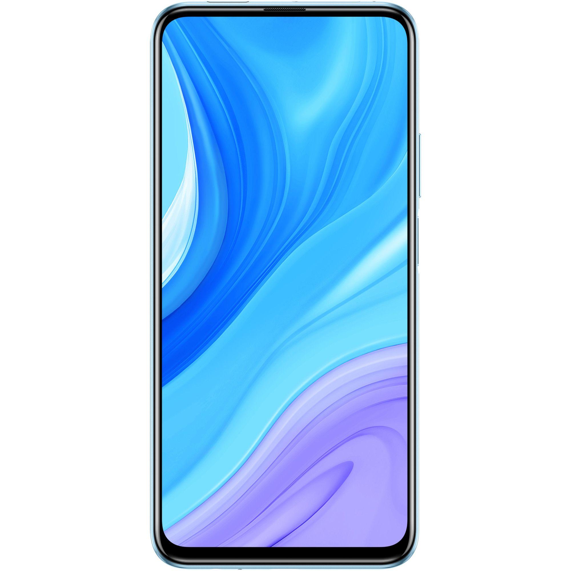 Telefon mobil Huawei P Smart Pro, Dual SIM, 128GB, 6GB RAM, 4G, Breathing Crystal