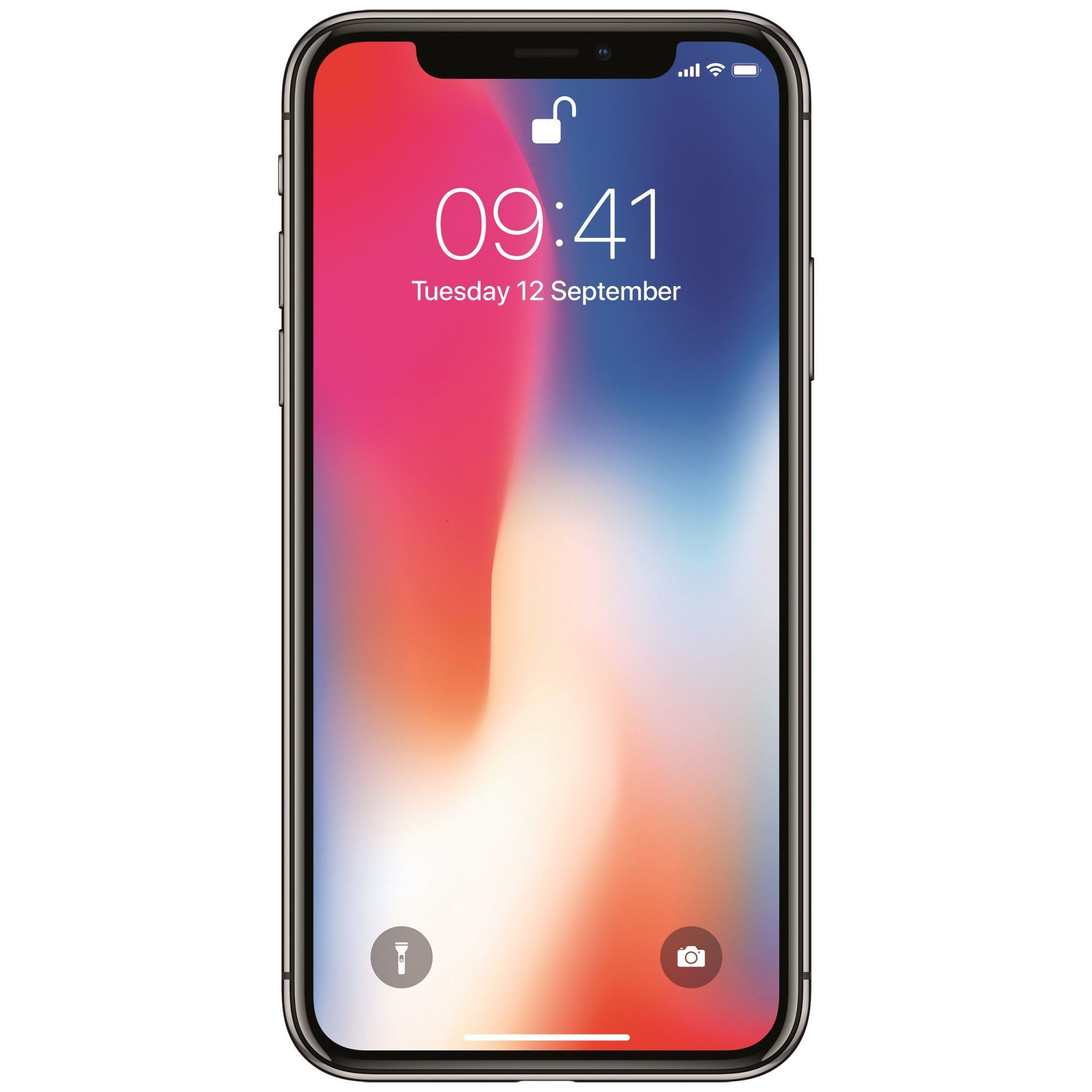 Telefon mobil Apple iPhone X, 256GB, 3GB RAM, 4G, Space Grey