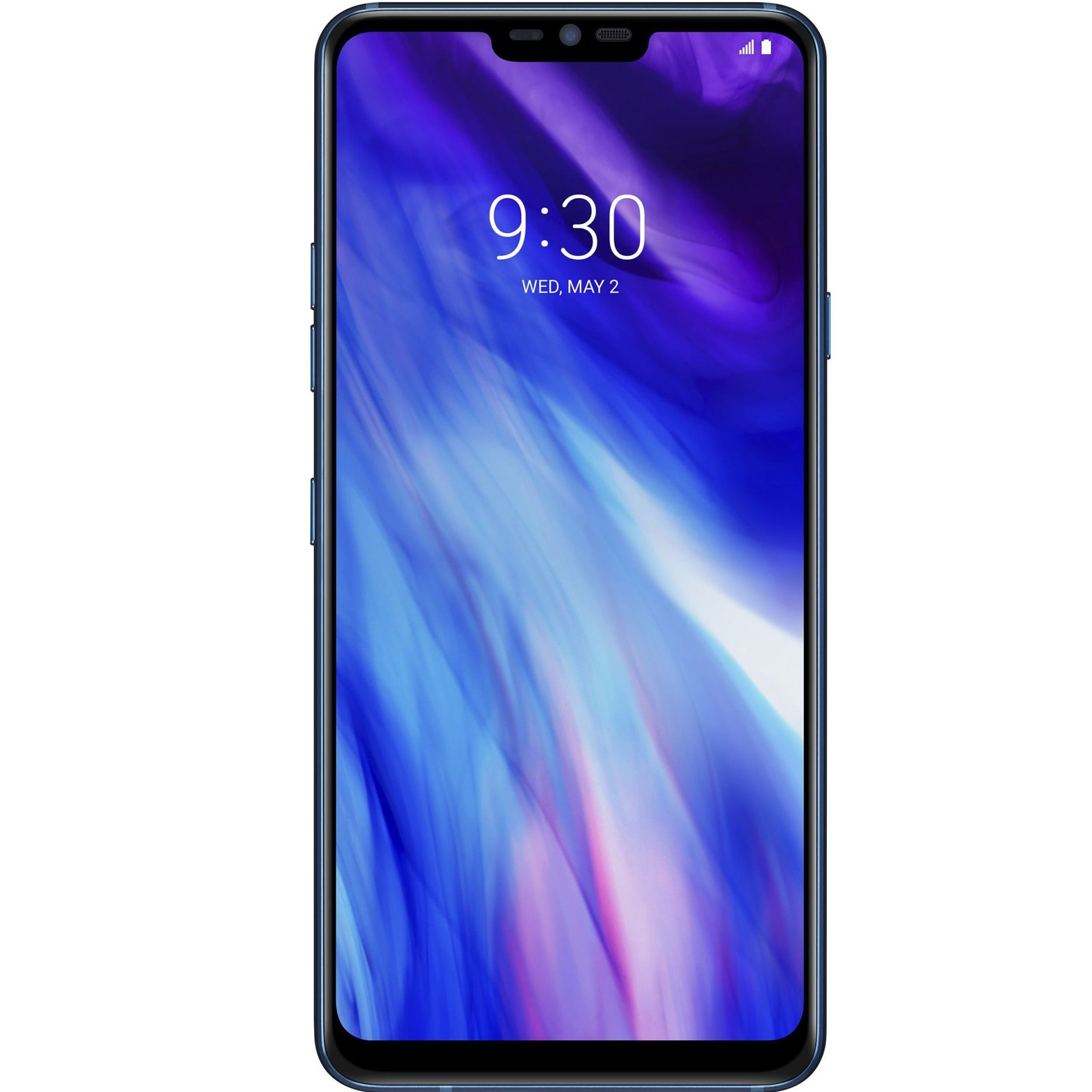 Telefon mobil LG G7 ThinQ, Single SIM, 64GB, 4GB RAM, 4G, New Moroccan Blue