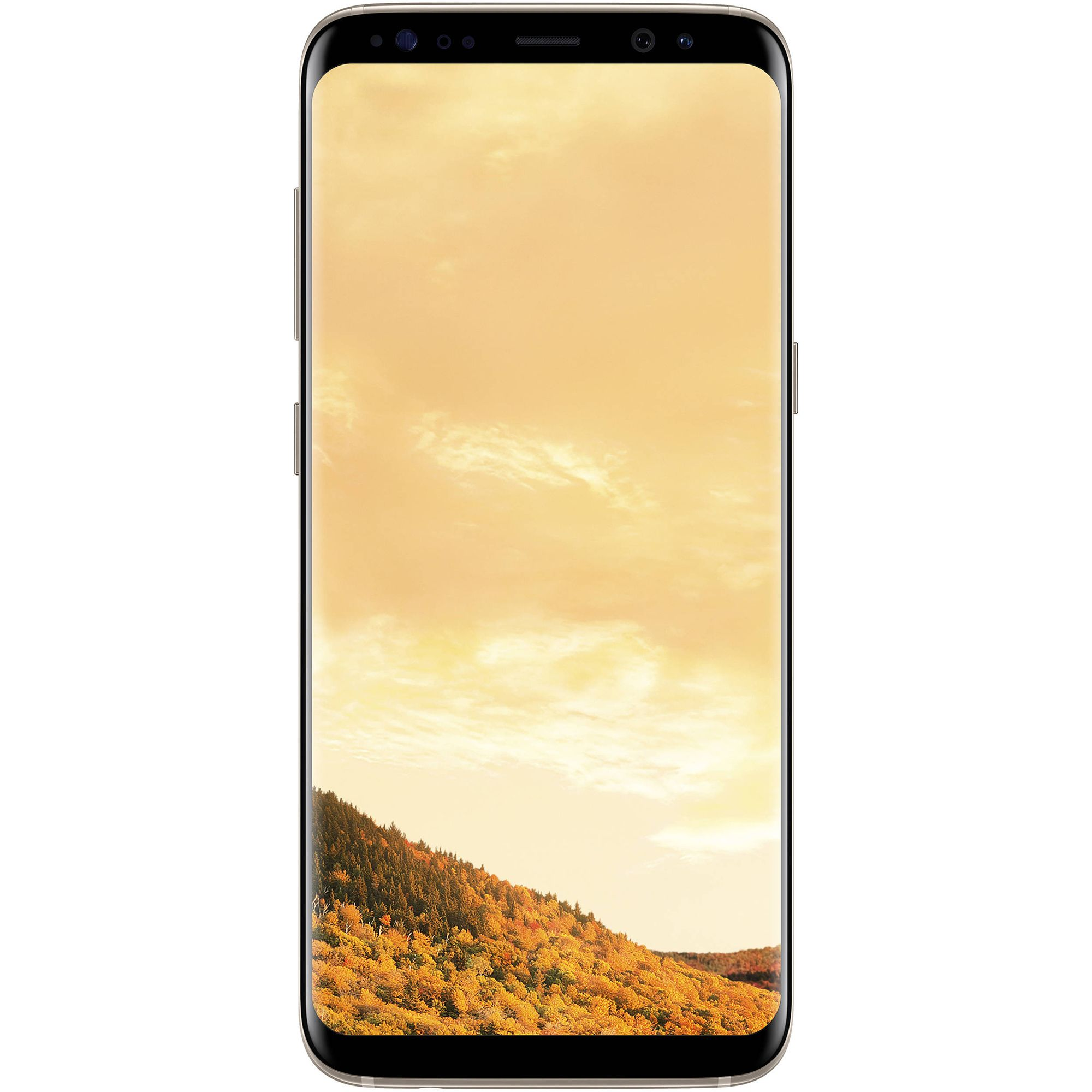 Telefon mobil Samsung Galaxy S8, Single SIM, 64GB, 4GB RAM, 4G, Maple Gold