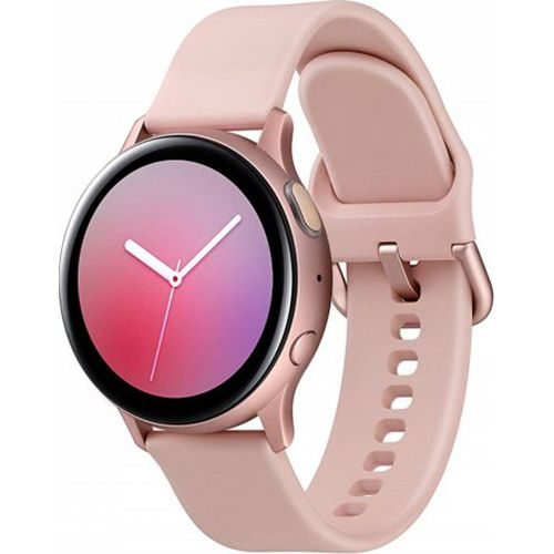 Ceas Smartwatch Samsung Galaxy Watch Active 2, R830, 40mm, Wi-Fi, GPS, Aluminium, Pink Gold