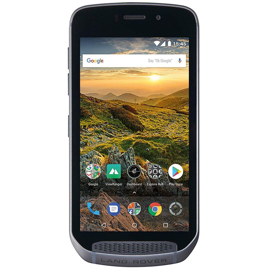 Telefon mobil Caterpillar CAT Land Rover Explore Dual SIM, 64GB, 4GB RAM, 4G, Black