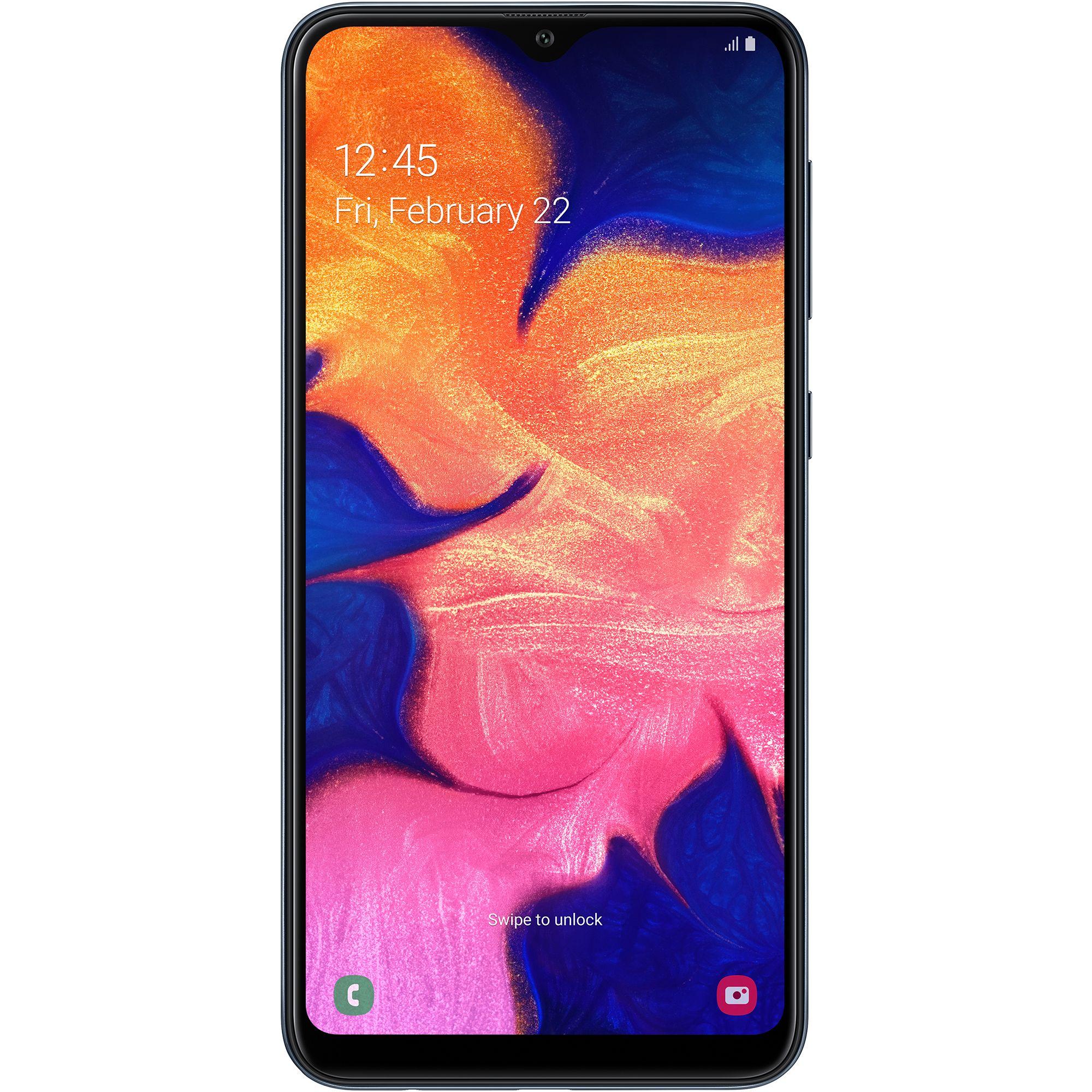 Telefon mobil Samsung Galaxy A10, Dual Sim, 32GB, 2GB RAM, 4G, Blue