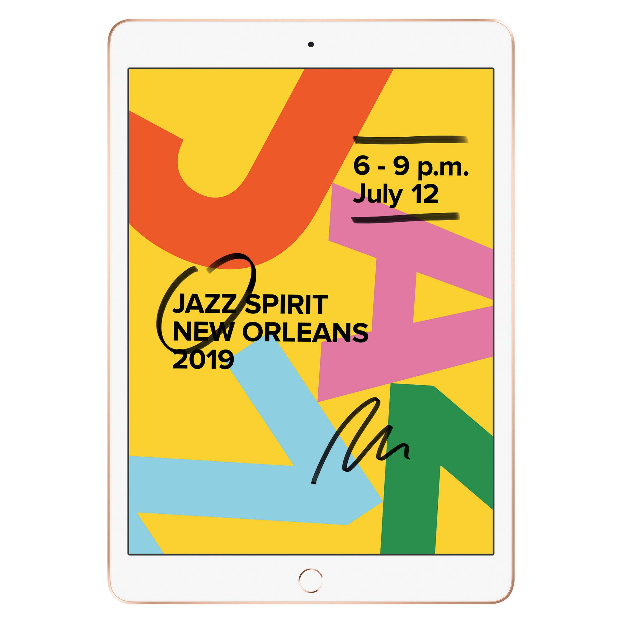 "Tableta Apple iPad (2019), 10.2"", 32GB, 3GB RAM, Wi-Fi, Gold"