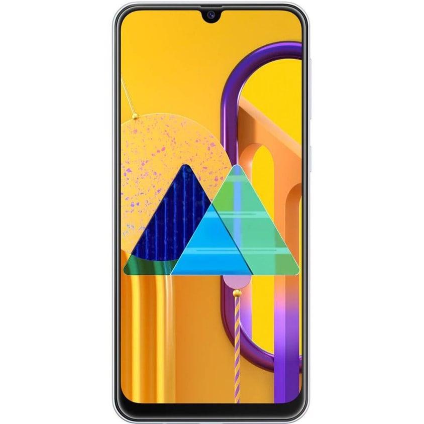 Telefon mobil Samsung Galaxy M30s, Dual Sim, 64GB, 4GB RAM, 4G, White
