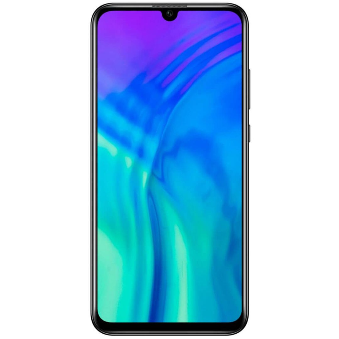 Telefon mobil Honor 20 Lite, Dual SIM, 128GB, 4GB RAM, 4G, Magic Night Black