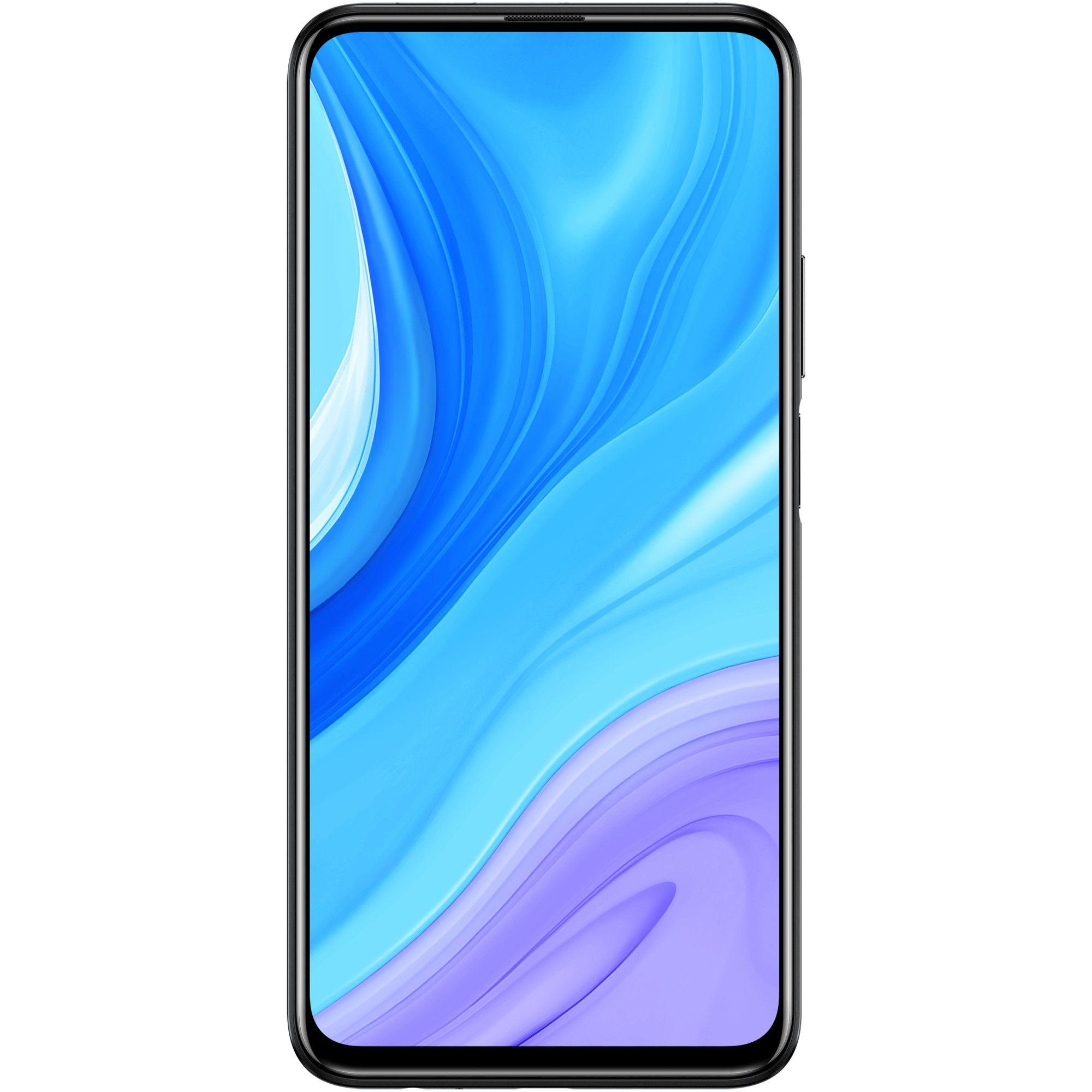 Telefon mobil Huawei P Smart Pro, Dual SIM, 128GB, 6GB RAM, 4G, Midnight Black