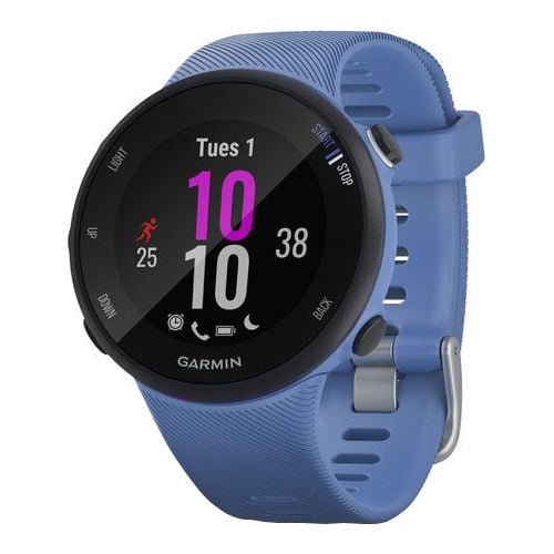 Ceas Smartwatch Garmin Forerunner 45S, 42mm, Blue