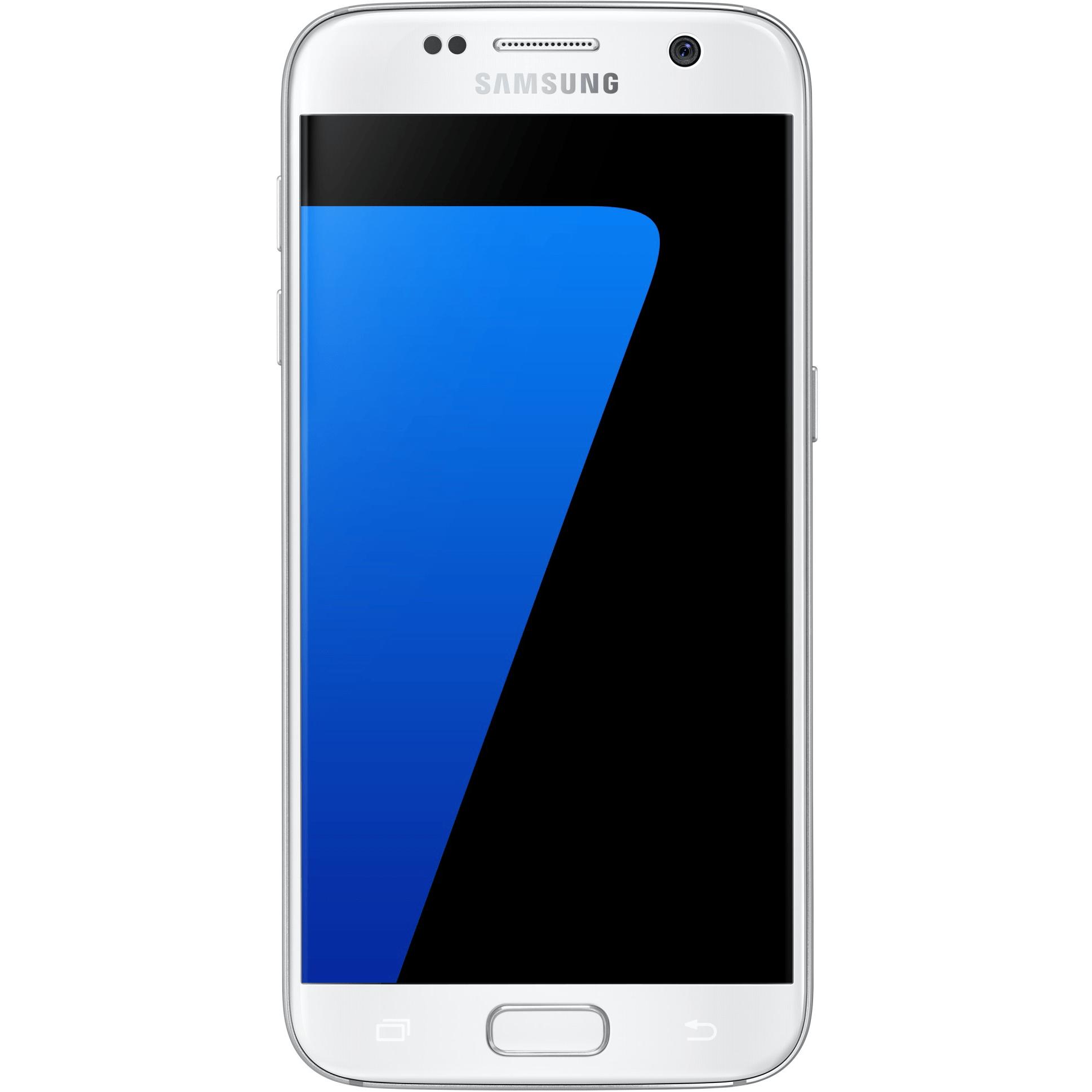 Telefon mobil Samsung Galaxy S7, 32GB, 4GB RAM, 4G, Pearl White