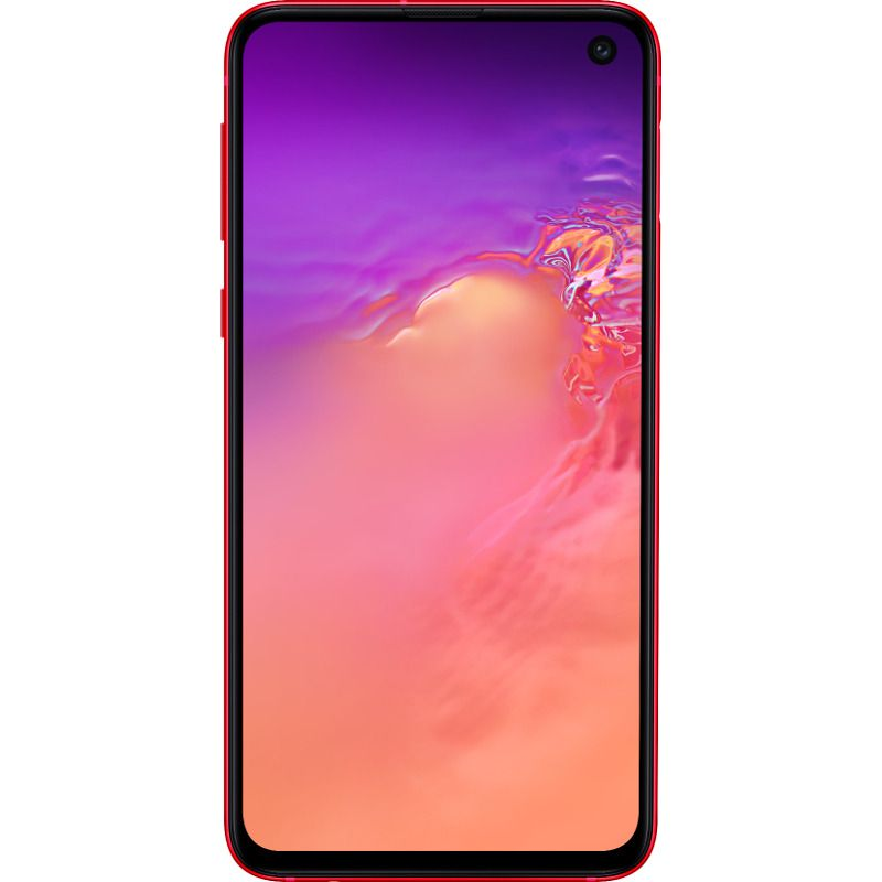 Telefon mobil Samsung Galaxy S10e, Dual SIM, 128GB, 6GB RAM, 4G, Cardinal Red