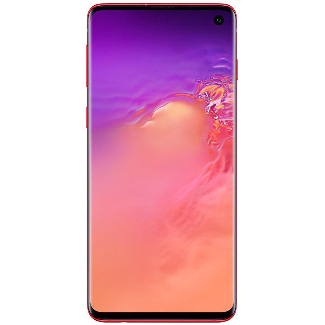 Telefon mobil Samsung Galaxy S10 Plus, G975, Dual SIM, 128GB, 8GB RAM, 4G, Cardinal Red