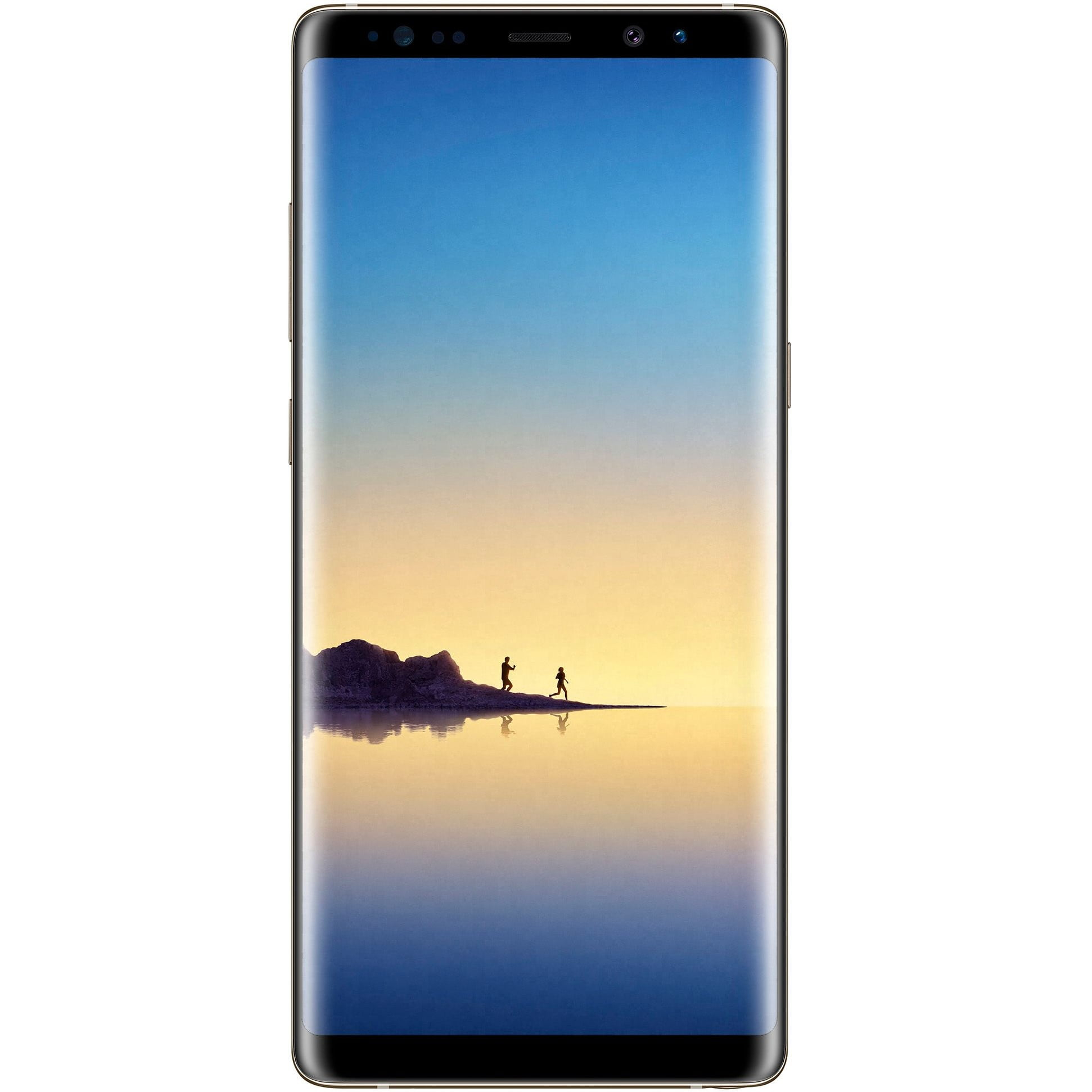 Telefon mobil Samsung Galaxy Note 8, Single SIM, 64GB, 6GB RAM, 4G, Mapple Gold