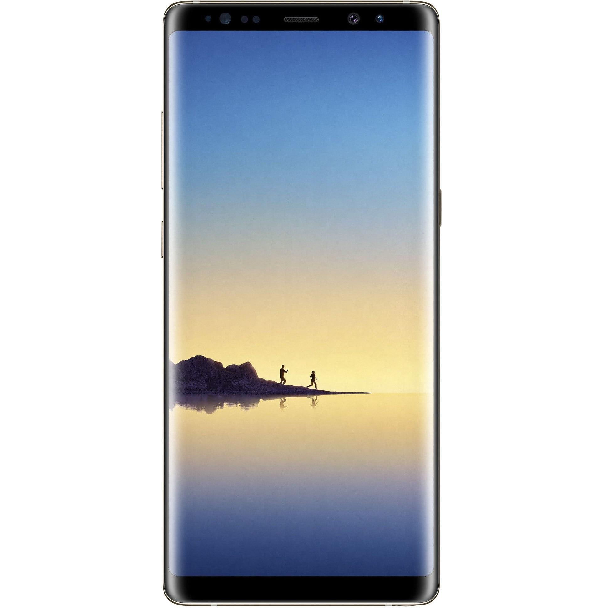 Telefon mobil Samsung Galaxy Note 8, Dual SIM, 64GB, 6GB RAM, 4G, Orchid Gray