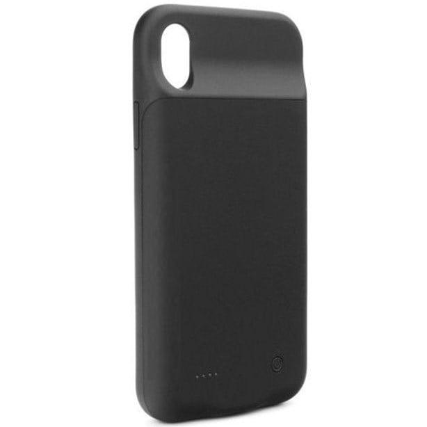 Husa cu baterie externa pentru Apple iPhone X/ XS, 3200mAh, Black