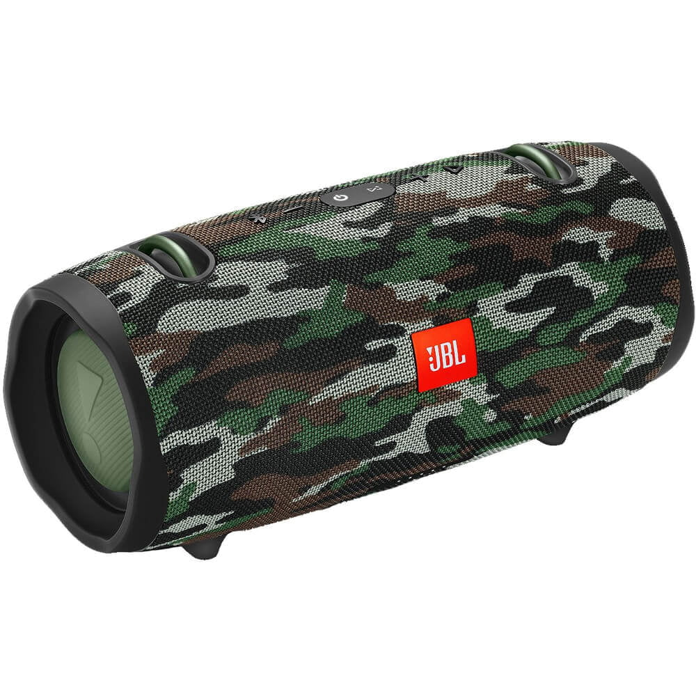 Boxa portabila JBL Xtreme 2, Wireless, Bluetooth, Powerbank 10000mAh, IPX7 Waterproof, Camo