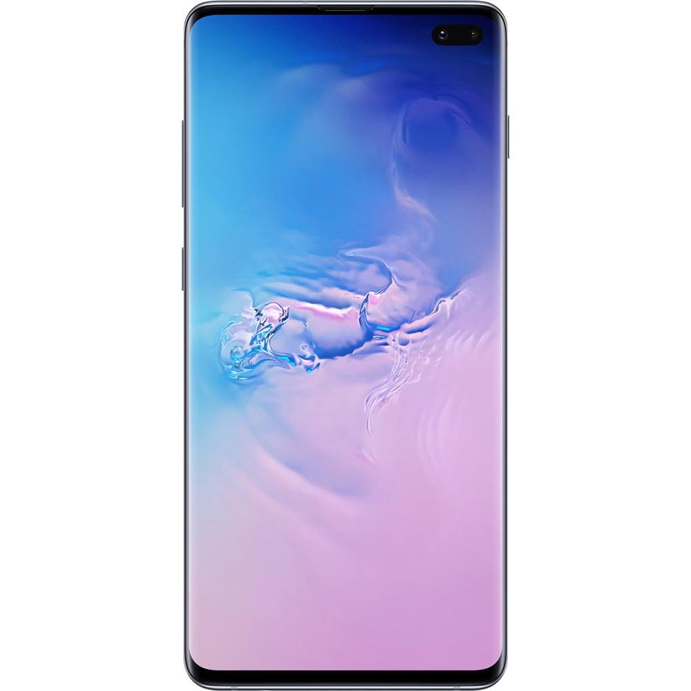 Telefon mobil Samsung Galaxy S10 Plus, G975, Dual SIM, 128GB, 8GB RAM, 4G, Prism Blue