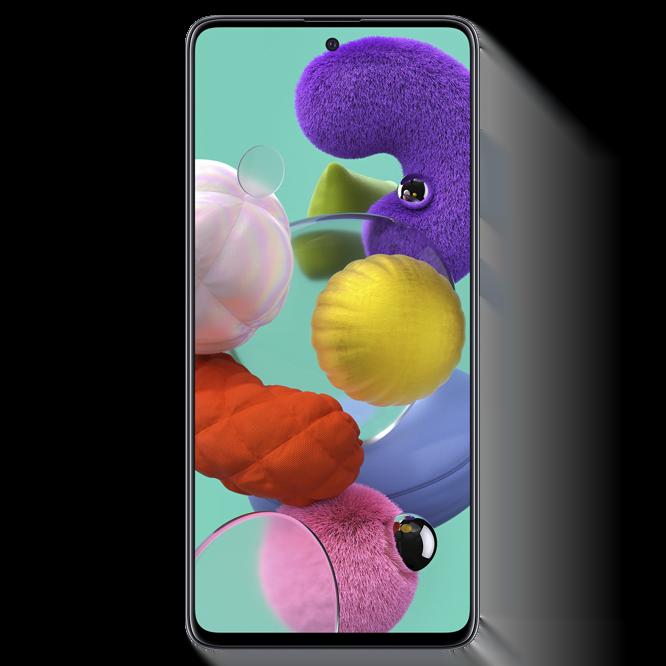 Telefon mobil Samsung Galaxy A71, A715, Dual SIM, 128GB, 6GB RAM, 4G, Blue