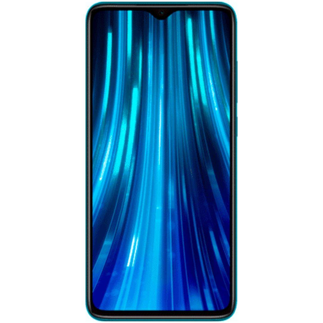 Telefon mobil Xiaomi Redmi Note 8 Pro, Dual SIM, 128GB, 6GB RAM, 4G, Blue