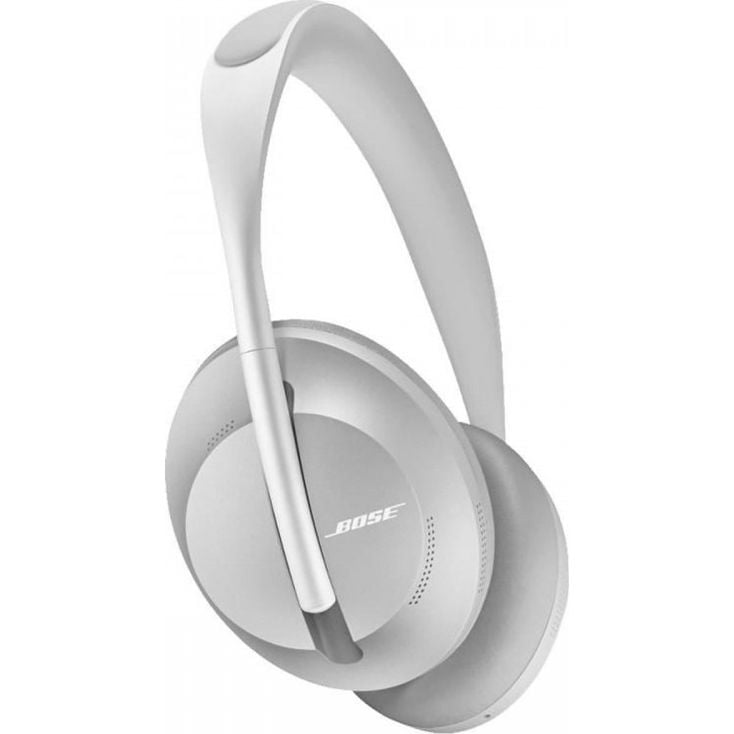 Casti audio Over-Ear Bose 700, Wireless, Noise Cancelling, Silver