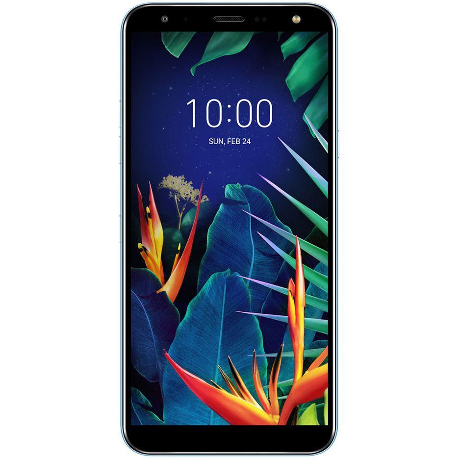 Telefon mobil LG K40 (K12+), Dual SIM, 32GB, 2GB RAM, 4G, New Moroccan Blue