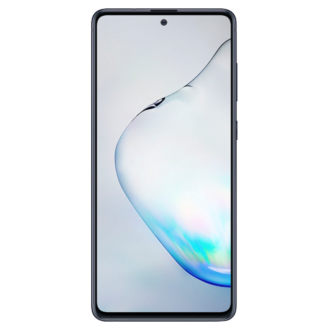 Telefon mobil Samsung Galaxy Note 10 Lite, N770, Dual SIM, 128GB, 6GB RAM, 4G, Aura Black