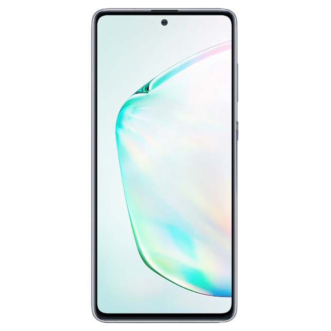 Telefon mobil Samsung Galaxy Note 10 Lite, N770, Dual SIM, 128GB, 6GB RAM, 4G, Aura Glow