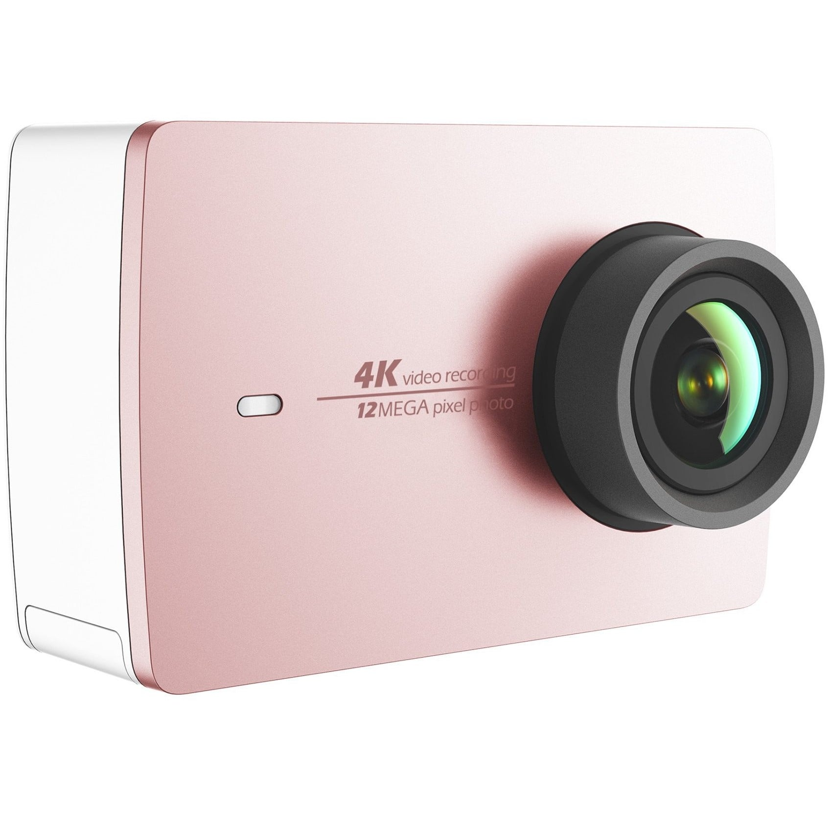 "Camera video sport Xiaoyi Yi Action, 2.19"", 4K, Sony IMX377, 12MP, Rose Gold"