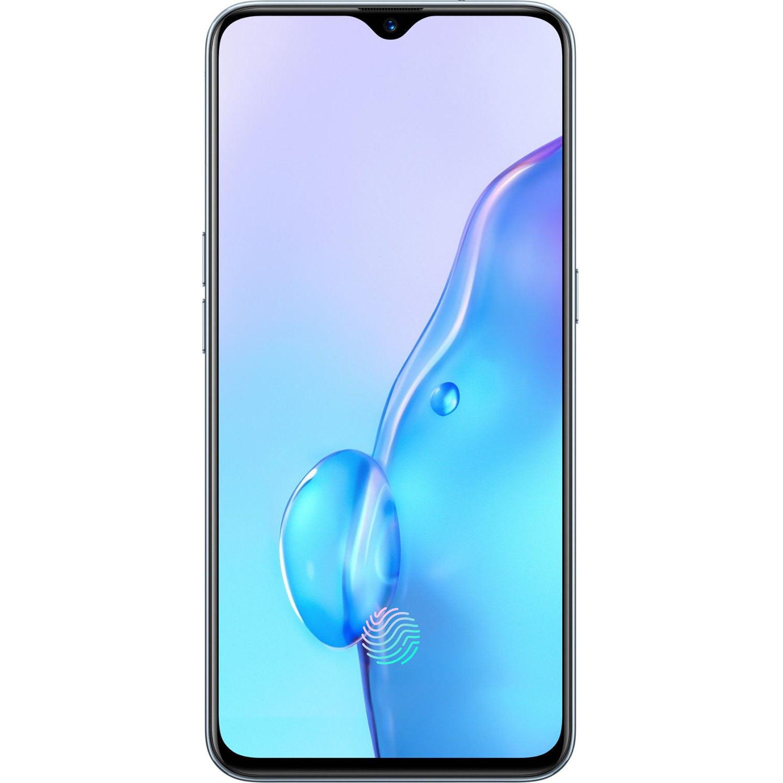 Telefon mobil Realme X2, Dual SIM, 128GB, 8GB RAM, 4G, Versiunea Globala, Pearl White